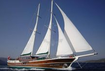 ECCE NAVIGO / #sailing, #yacht, #bluevoyage, #yachtcharter, www.cnlyacht.com