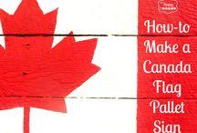 Canada Day stuff