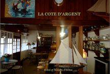 Chambres d'hôtes La Côte d'Argent / Chambres d'hôtes La Côte d'Argent à Ronce Les Bains, La Tremblade, Charente-Maritime