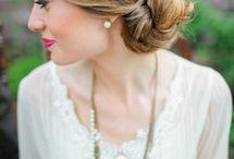 Bridal Hair / Bridal / wedding hairstyles for long, short, medium length hair.