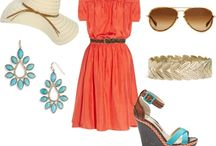 Spring & Summer Wardrobe / by Colette Walker