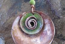 Copper jewelry <3