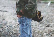 Safari Chic / Fashion, sporty chic
