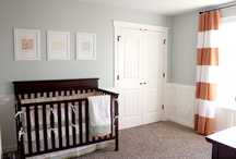 Baby # 3 nursery ideas / by Paige Staton