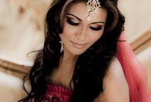 Hair sanjana en nadine / Hairstyle