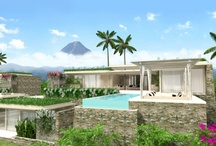 Bali Projects - Works by H + H        A r c h i t e c t u r e