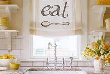 Decor-Kitchen / by Tracey