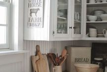 for the home: kitchens