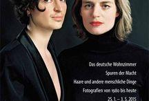 HERLINDE KOELBL / Das deutsche Wohnzimmer, Spuren der Macht, Haare und andere menschliche Dinge - Fotografien von 1980 bis heute (25. Januar bis 3. Mai 2015)