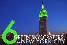 Green Buildings/Architecture -- Architecture écologique