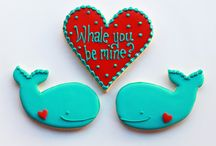 """Whale always be friends / Planning a new collection!  It is inspired by the memories I have of making  summer vacation friendships that I thought would last forever.  The imaginative play we had and the outdoor adventures we had.  Late nights on the porch and hot summers with our feet in the hose.  Laughter that never ended and promises that """"whale always be friends."""" / by Kangacoo Nguyen"""