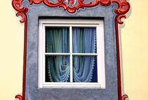 Fenêtres du monde