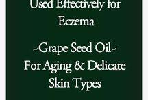 Oils for skincare