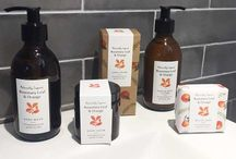 Private Label / We make beautiful toiletries for many other retailers including TJ Maxx, Oliver Bonas & National Trust.