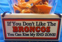 Let's Go Broncos!