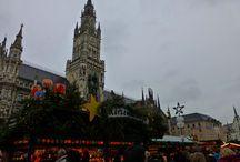 Múnich, Alemania / Qué ver y hacer en Múnich, guía turística completa de la ciudad alemana. http://queverenelmundo.com/Alemania/Baviera/Munich/Que-ver.php