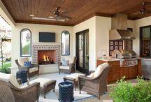 Patio/ Decks / Phillip Jennings Custom Homes
