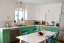 Kitchen Inspiration  / by Crafty Cree
