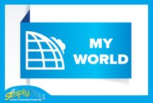 My World / by SimplyFun