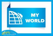 My World / by SimplyFun