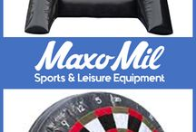 Inflatable Football Dartboards