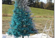 How to paint the Christmas Tree