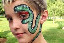 Face Painting Practice