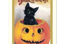 Halloween Cards and Invites