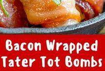 bacon tots