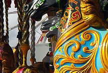 carousel horses / by Cindy Arnold