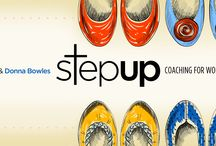 Step Up Coaching for Women in Ministry / Coaching for Women in Ministry Leadership