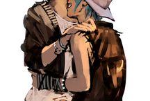 Love Girls Art
