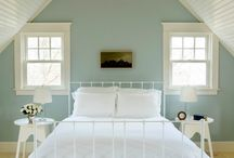 For the Home: A Fresh Coat of Paint / Home paint ideas. Paint colors and paint tips.  / by Valerie Plowman