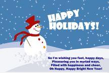 Holidays WIshes 2015