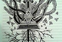 Desenhos / my drawnings
