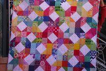 Quilting - 4 patch & snow ball
