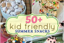 Yummy Eats for the Kiddos / by Heidi Johnson