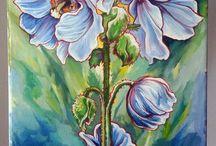 Oil Painting / Yuliya Nea