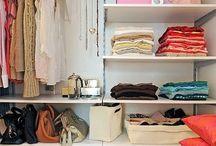 Closet ideas / by Tina Sanders