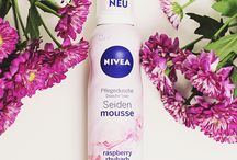 Review: Nivea Seiden-Mousse Raspberry Rhubarb Pflegedusche
