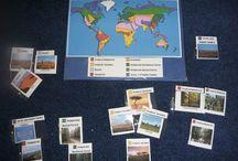 E - Geography - Biomes