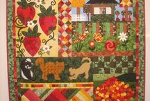 BLANKET,QUILTS & THROWS / All kinds of blankets,quilts and throws except for Victorian Crazy Quilts which I have a separate for my special love of those. I am a blanket and sweater nut! Anything I can snuggle up in. My relatives have already been informed in the event of my death I best be buried in a sweater,with a comfy blanket,on my side with a leg/body pillow! I don't care if no one can see my face I want a closed casket anyway!