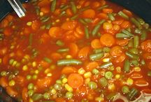 Homemade Vegetable Soups