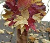 Herfst, activiteiten, knutselen peuters, kinderen, zelf
