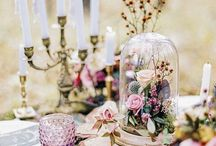Matrimonio nella foresta incantata / Enchanted forest wedding / Allestire un matrimonio a tema foresta incantata, che la magia sia con voi!/ How to style an enchanted forest wedding