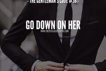 gents advice