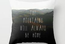 Mountain Home Decor