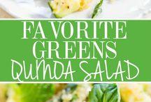 Salads work