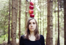 Eva Thöni Selfportraits