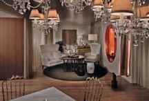 Top Suites: Art & Design / Elite Traveler's Top 10 Suites for Art & Design. / by Elite Traveler